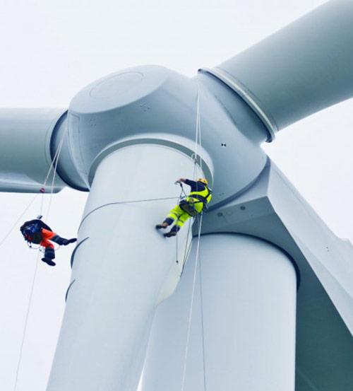 Centro de Formação Aprovado pelo GWO - Global Wind Organisation